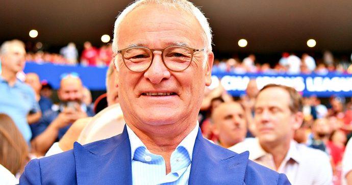 Sampdoria, Claudio Ranieri sostituisce Di Francesco: è la sua settima panchina in Serie A