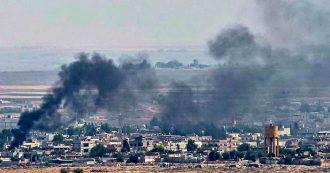 """Siria, Newsweek: """"La Turchia ha bombardato per errore le forze Usa"""". Al Arabiya: """"Feriti statunitensi e francesi"""""""