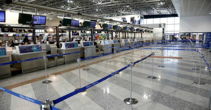 """Aeroporti, il tribunale: """"Sicurezza dei voli a rischio con scioperi di chi fa manutenzione ai radar, da ora decida il Garante"""""""