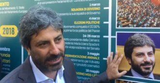 Italia a 5 stelle, Roberto Fico illustra le tappe del Movimento: dieci anni di battaglie, dalle piazze ai palazzi