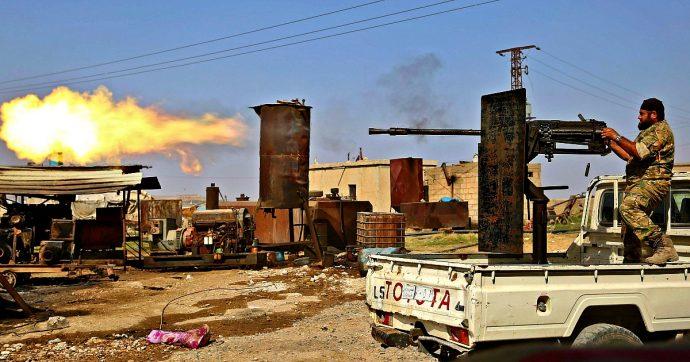 """Siria, Palazzo Chigi: """"Italia al lavoro per stop armi a Turchia dall'Ue. Contrastare l'attacco per evitare ulteriori sofferenze ai curdi"""""""