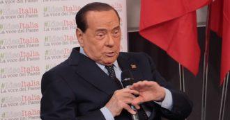 """Carcere grandi evasori, Berlusconi: """"Con arresto oltre 50mila euro chiunque può essere preso, è attacco a libertà"""""""