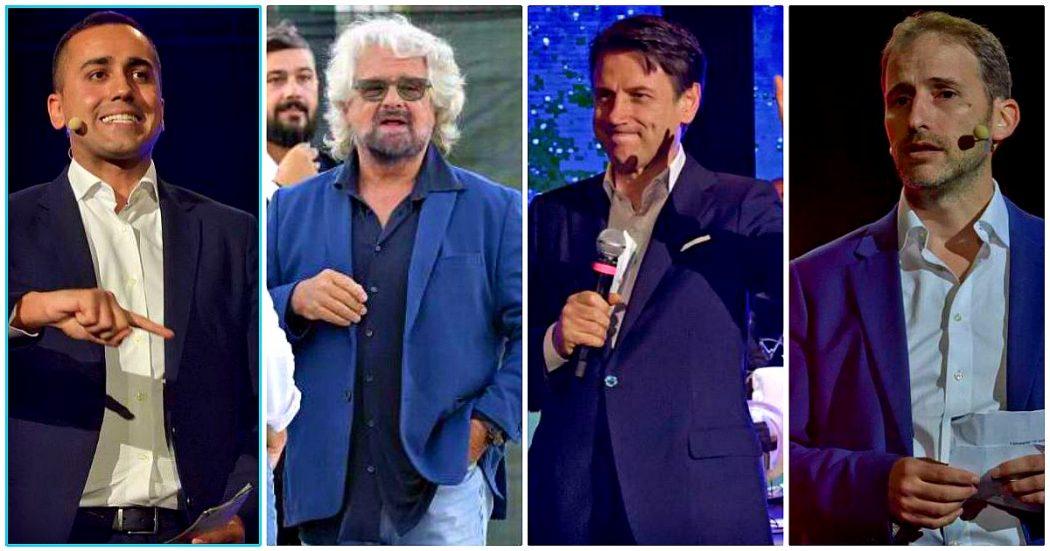 Italia 5 Stelle, fotografia del Movimento in tempi di governo giallorosso. A trainare l'asse Grillo-Conte, mentre Di Maio e Casaleggio inseguono