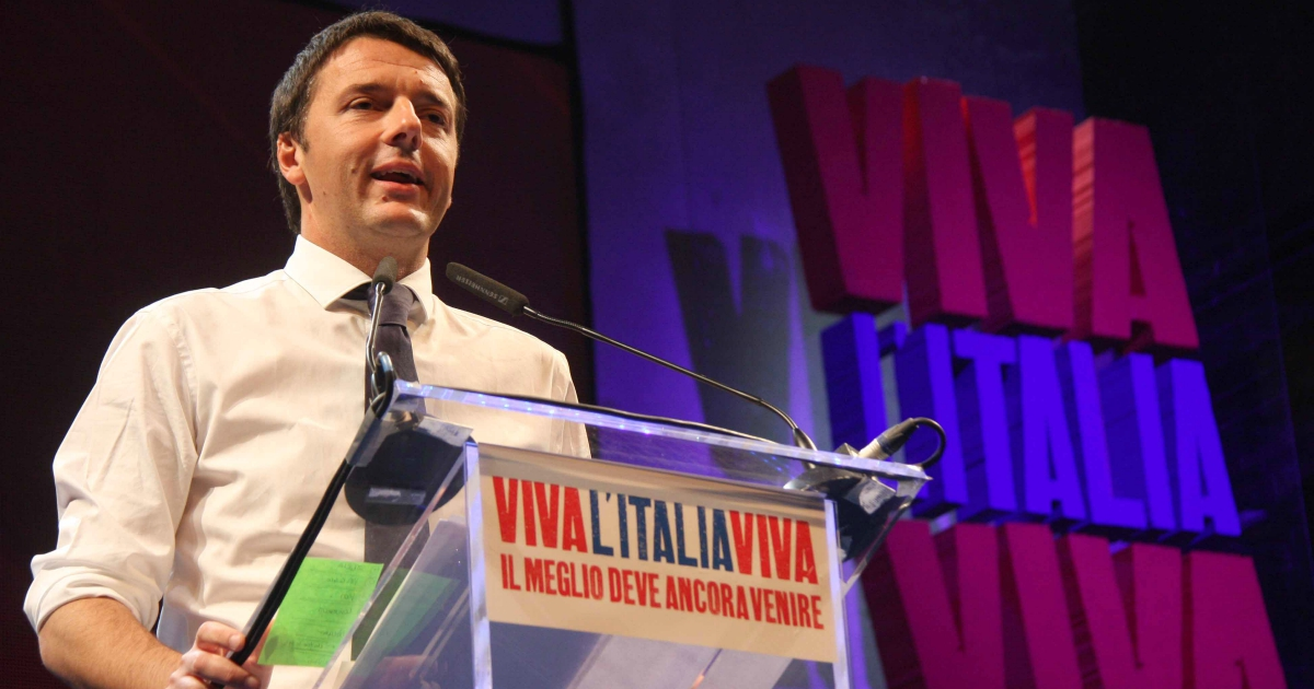 Italia Viva di Renzi sceglie il simbolo online. Ecco secondo me qual è il più efficace