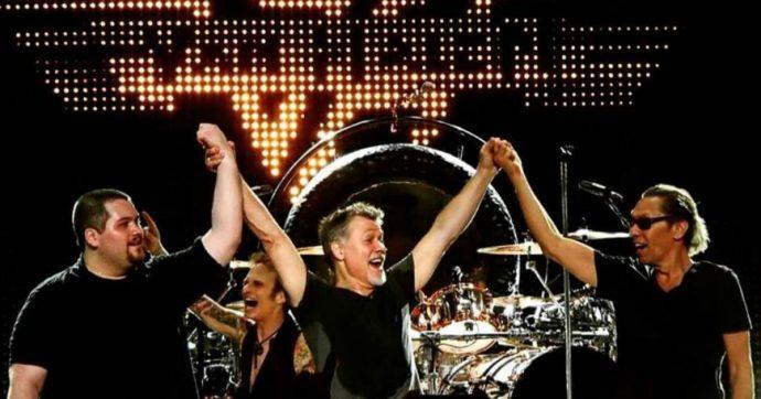 """Eddie Van Halen, la star del rock: """"Ho il cancro alla lingua, colpa del plettro della chitarra"""""""