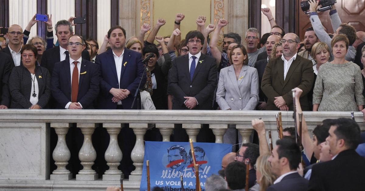 Catalogna, la condanna dei separatisti segna il declino dello Stato. E il fallimento della politica