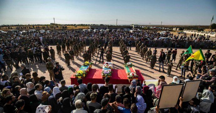 Siria, Erdogan si muove per motivi ideologici. Ma per me la colpa dell'invasione è di Usa e Ue