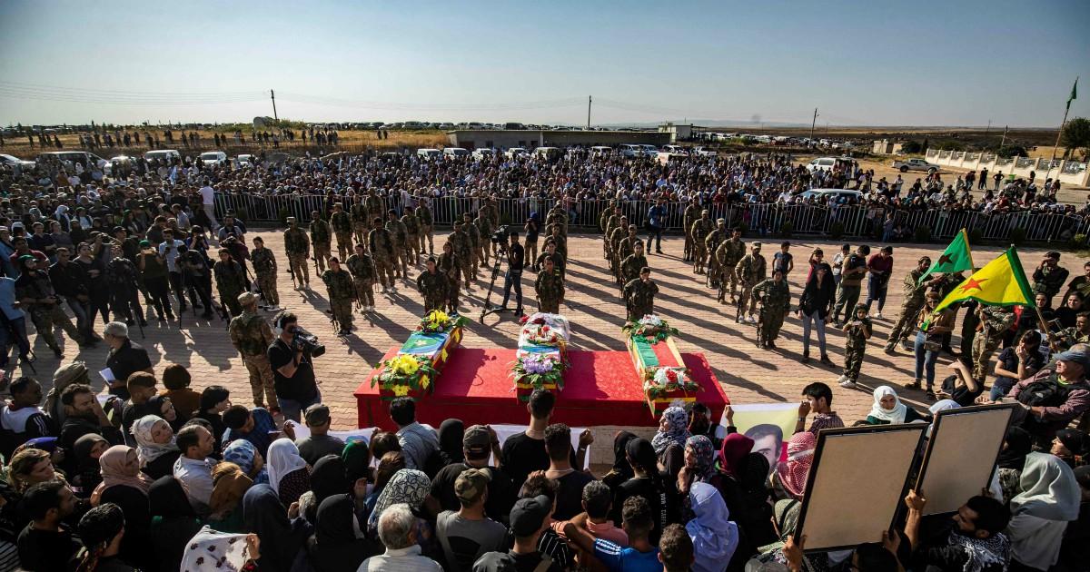 Turchia, le donne curde hanno sconfitto l'Isis e ora stanno crepando. Ecco l'Europa di Ponzio Pilato
