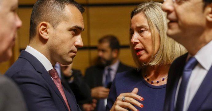 """Siria, Di Maio: """"Italia blocca l'export di armi alla Turchia, firmerò decreto. Tutti gli Stati Ue prendono lo stesso impegno"""""""
