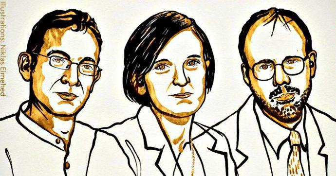 """Premio Nobel per l'economia assegnato a Banerjee, Duflo e Kremer: """"La loro ricerca ha migliorato la lotta alla povertà globale"""""""