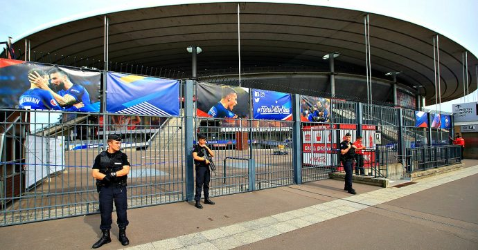 Francia-Turchia, massima allerta per la partita di qualificazione a Euro 2020. Il ministro Le Drian annulla la sua presenza