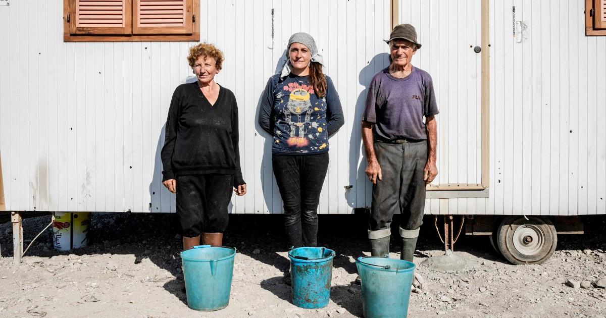 Le acque nere del Sarno, il più inquinato d'Europa
