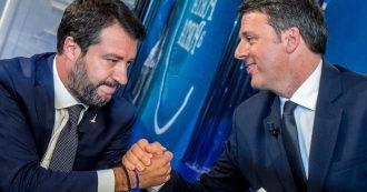 """Coronavirus, scusa per l'inciucio. Salvini: """"Accompagnare il Paese al voto? la Lega c'è"""". E dice sì al governo """"senza Conte"""" (ma con Renzi)"""