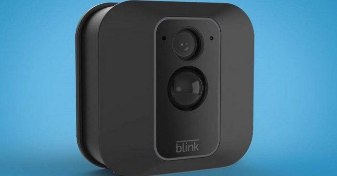 Amazon Blink XT2 è la videocamera di sorveglianza smart per interni ed esterni con prezzi da 110 euro
