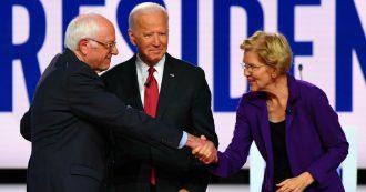 Elezioni Usa 2020, tutti contro Elizabeth Warren nel quarto dibattito tra i candidati dem. Ma c'è unità sull'impeachment a Trump