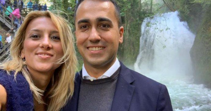 """Virginia Saba rivela i retroscena dell'amore con Luigi Di Maio: """"Fu un colpo di fulmine a un pranzo elettorale. Credo gli sia piaciuto parlare di temi ultraterreni"""""""