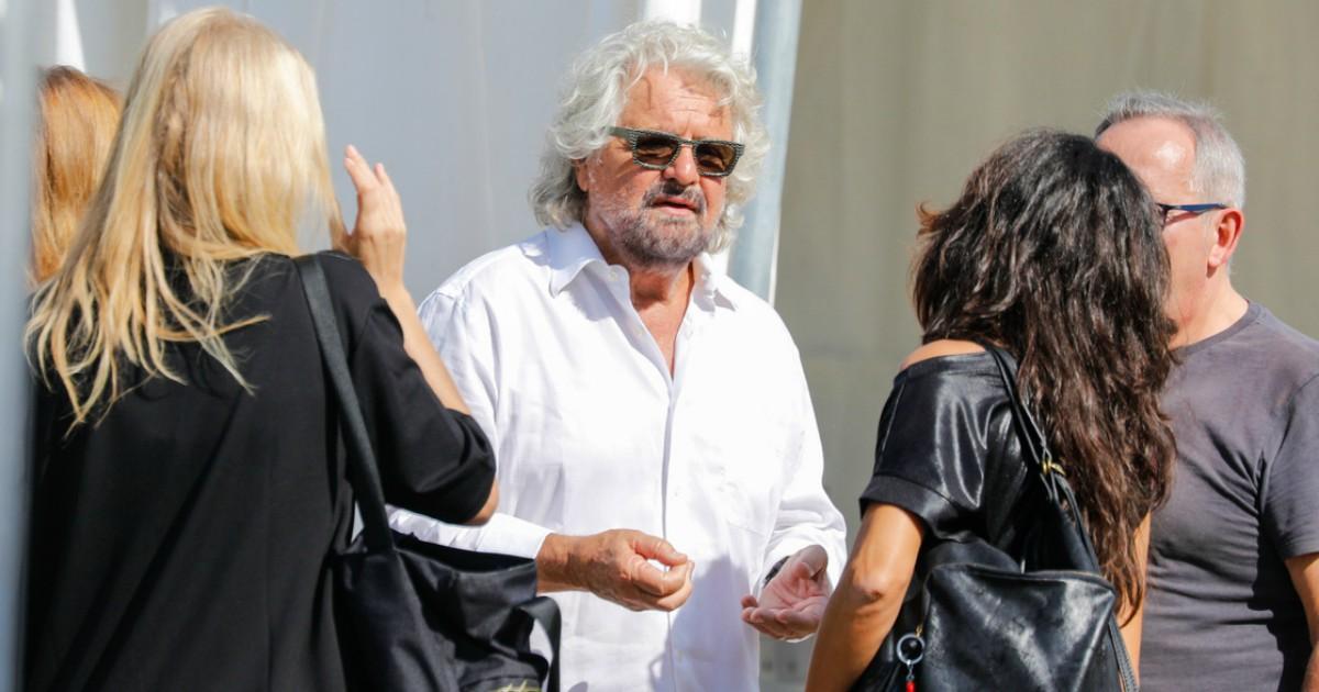 Italia 5 stelle, sento di dover ringraziare Beppe Grillo