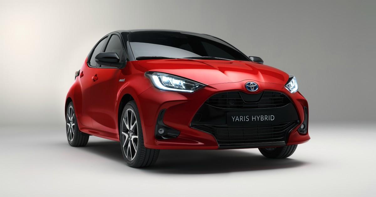 Toyota Yaris, svelata la nuova generazione. Ecco le prime immagini – FOTO