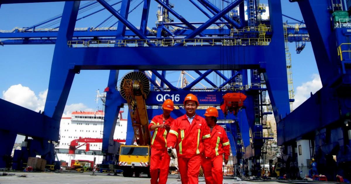 Un terminal alla volta: il dominio di Pechino nei porti dell'Europa