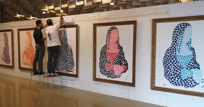 Florence Biennale, al via la mostra di arte contemporanea e design in nome di Leonardo. Internazionale? Di più: 747 espositori da 78 Paesi