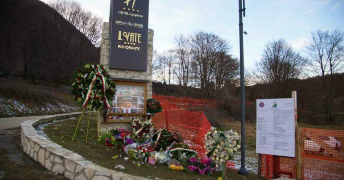 Rigopiano, il filone sui presunti depistaggi dell'indagine entra nel processo per la morte di 29 persone sotto la valanga