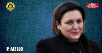 """M5s, Piera Aiello: """"Io tra le 100 donne più influenti al mondo per mia lotta antimafia? Sono felicissima, ma anche imbarazzata"""""""