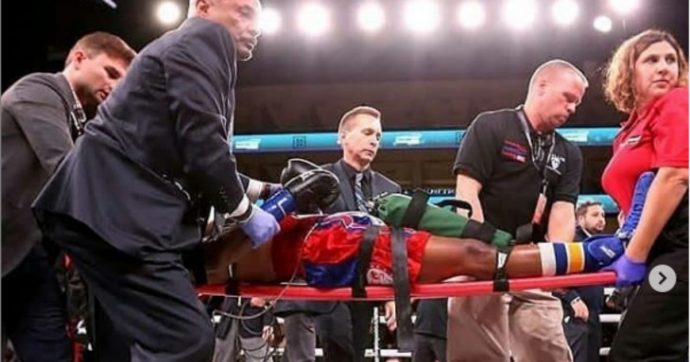 Patrick Day, il pugile americano non ce l'ha fatta: è morto per le gravi lesioni cerebrali subite sul ring