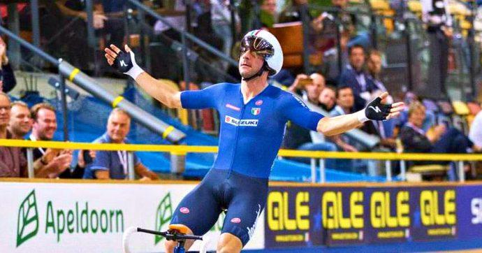 Europei di ciclismo su pista, primo oro per l'Italia con Elia Viviani già campione a Rio