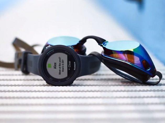 Garmin Swim 2 è lo smartwatch fatto apposta per i nuotatori