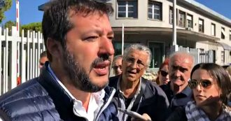 """Violenze su detenuti, Salvini: """"Solidarietà ad agenti arrestati. Parola di ex carcerati non può valere più di quella dei poliziotti"""""""