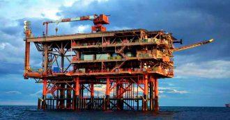 """Trivelle, decreto fiscale: """"Dal 2020 le piattaforme in mare pagheranno l'Imu. Previsto un gettito di 6 milioni"""""""