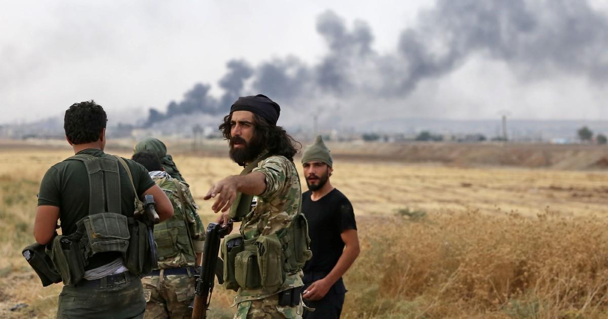 Siria, a Erdogan abbiamo spedito un cannone da 600 colpi al minuto. Ecco la moralità targata Ue