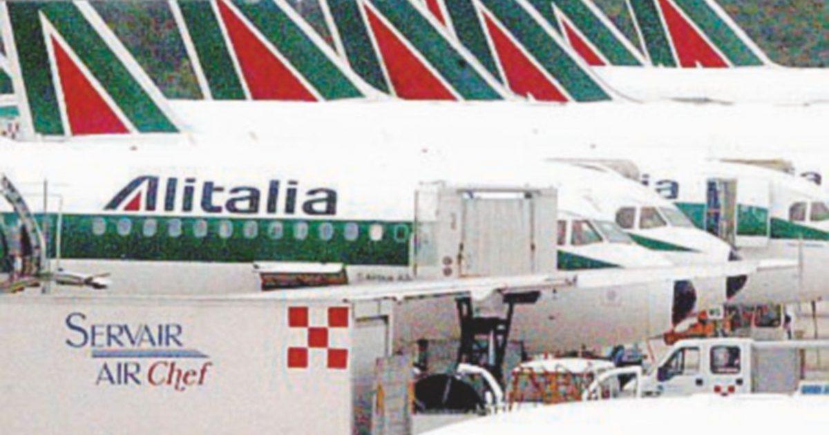 Alitalia, proroga e altri 350 milioni