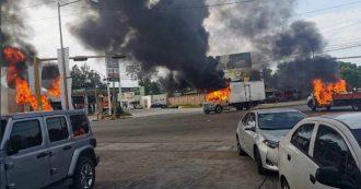 """El Chapo, battaglia a Culiacán tra polizia e narcos per liberare il figlio del re della droga. Autorità: """"Nell'attacco sono morte 8 persone"""""""