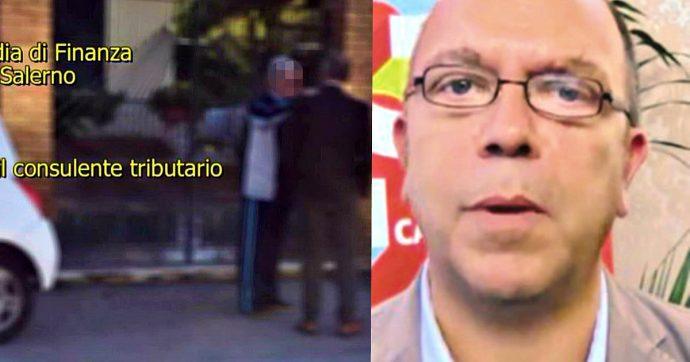Salerno, compravendita di sentenze: 7 arresti. Tra loro anche l'autore tv Casimiro Lieto che la Lega voleva alla direzione di Rai 1