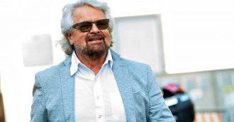 """Coronavirus, Beppe Grillo rilancia lettera del Papa: """"È ora di pensare a reddito universale"""""""