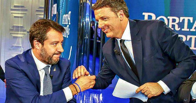 """""""Renzi e Salvini si sono incontrati nella villa fiorentina di Denis Verdini"""". Il leader di Italia Viva nega: """"Fake news"""""""