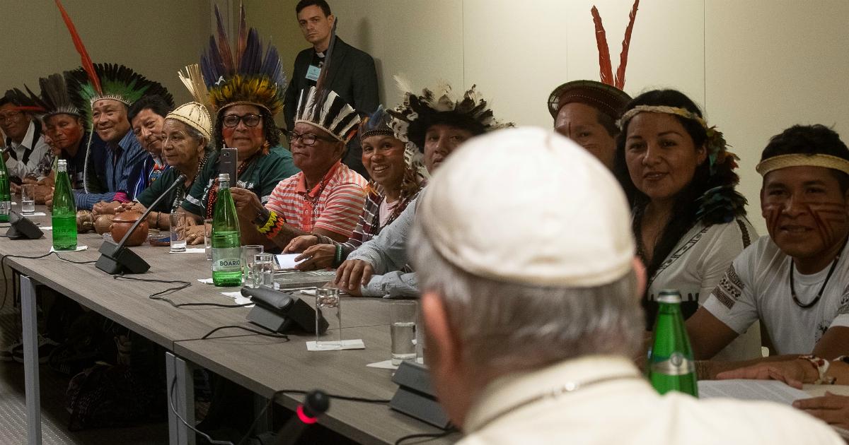 Sinodo, sull'Amazzonia non sarà difficile trovare la linea. È il celibato sacerdotale a dividere