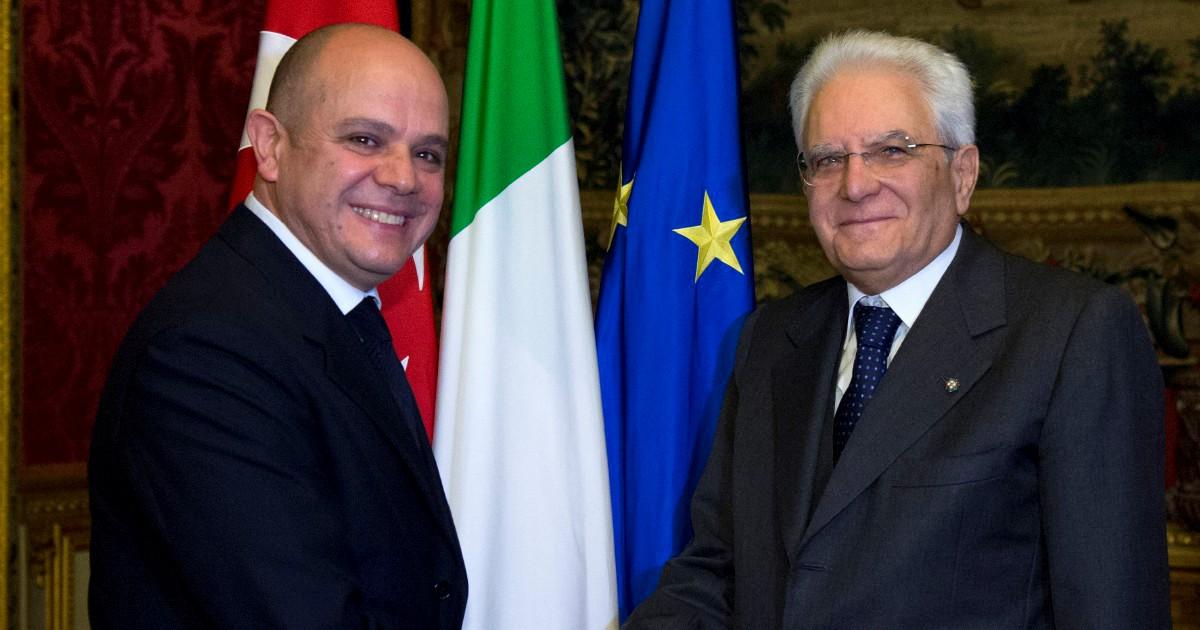 """""""Danneggiate le relazioni tra Italia e Turchia"""""""