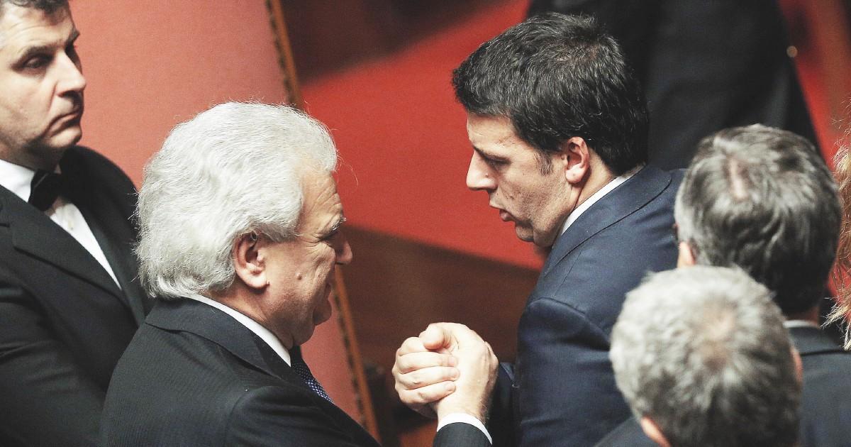 La famiglia Verdini e Silvio benedicono (Forza) Italia Viva