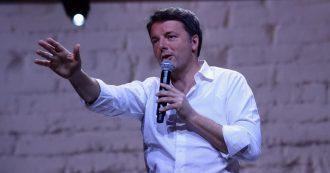 "Leopolda 10, Renzi: ""Non tartassare partite Iva. Noi come Macron, vogliamo i voti del Pd. Centrodestra finito, delusi FI vengano da noi"""