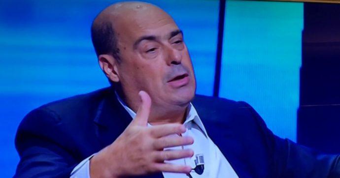 """Governo, Zingaretti: """"Basta col gioco a chi la spara più grande: gli italiani sono stanchi, non coglioni. Mantenere la parola o sarà la rivolta"""""""