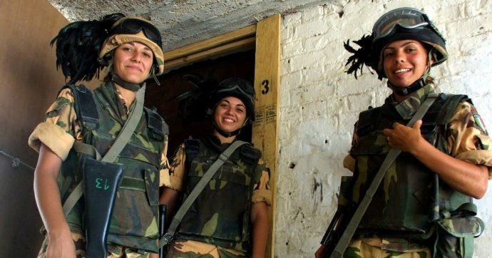 I diritti delle donne militari fermi al palo come la legge Zan. Una lacuna normativa che va colmata