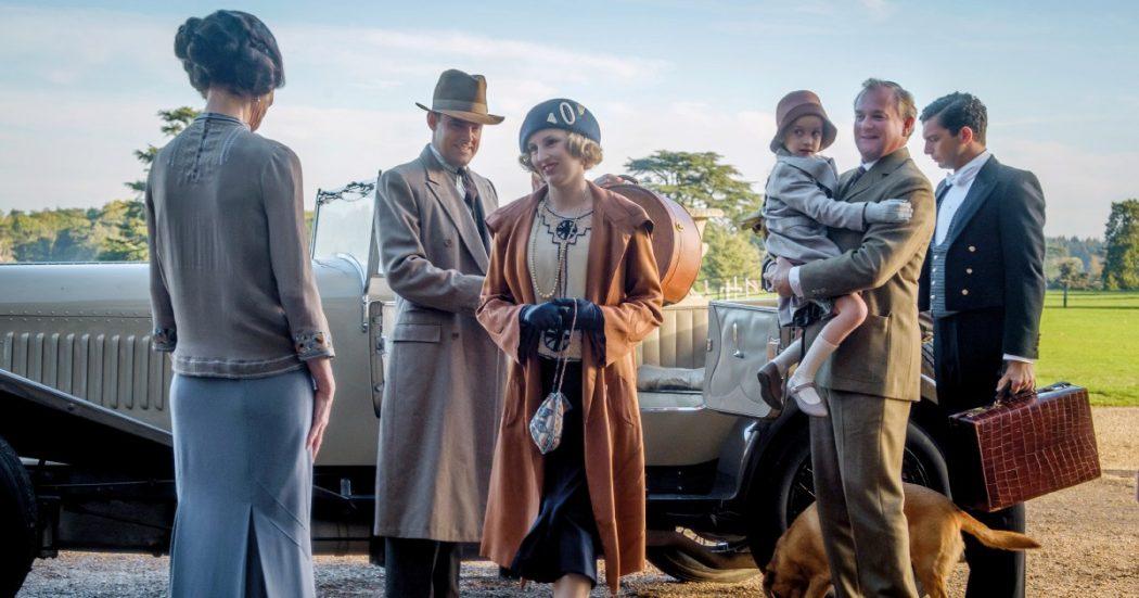 Downton Abbey, attesa per il film. I fan hanno ottenuto qualcosa di straordinario