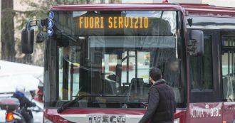 """Roma. Sarà venerdì nero per trasporti, rifiuti e scuole: si fermano le aziende municipalizzate. """"E' il primo sciopero generale nella Capitale"""""""