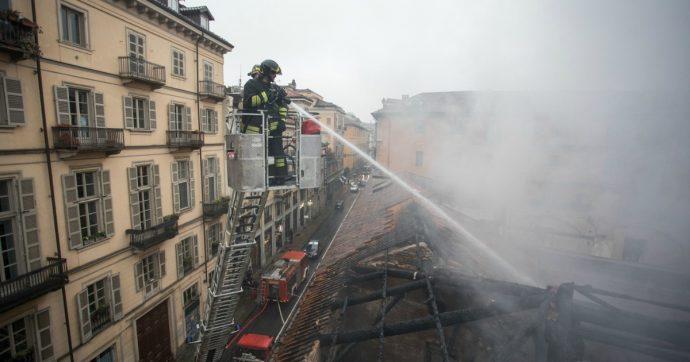 Torino, dopo la Cavallerizza c'è un altro palazzo storico che rischia l'abbandono per incuria