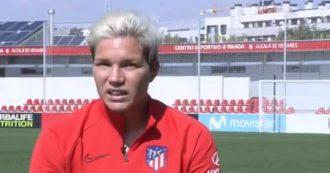 """Il coming out di Elena Linari: """"Gli omosessuali ci sono anche nel calcio maschile, gli sportivi coprono il loro privato per evitare di scatenare i pregiudizi"""""""