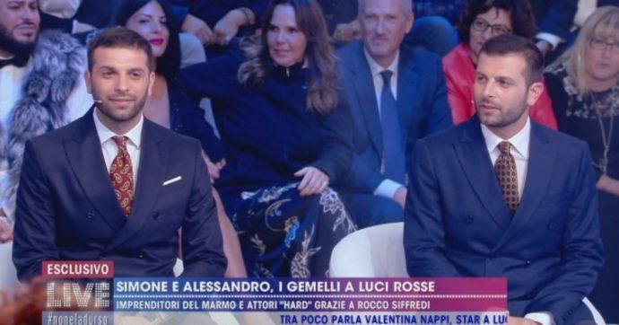Gemelli - I 'gemelli del porno' scoperti da Rocco Siffredi nella vita ...
