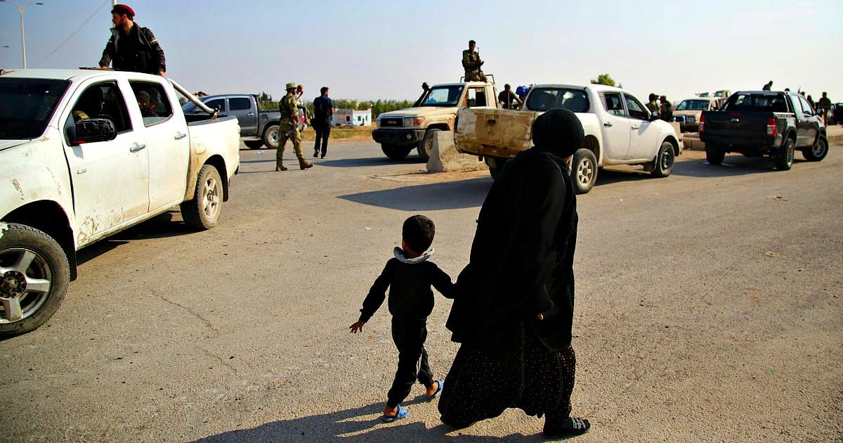 Siria, una guerra da nove anni e sette milioni di rifugiati. Ma non la vediamo, quindi non esiste