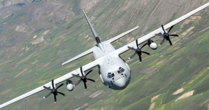 Voli salva vita, neonata e bambina trasportate d'urgenza con aerei militari